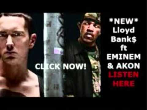 Lloyd Banks ft Eminem and Akon - Celebrity (with LYRICS in description)