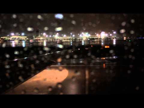 MD-88 take off in Cincinnati in the night.