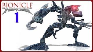 Zagrajmy w Bionicle Heroes #1 - Wybrzeże Vezoka