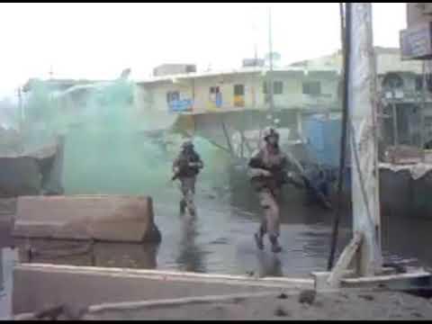 Download (COMBAT) Marines Pinned Down By Insurgent Fire   Ramadi Iraq, 2006