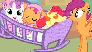 Май Литл Пони.Карманная пони Скуталу. Мультик игра для детей. Дружба это чудо. My little pony
