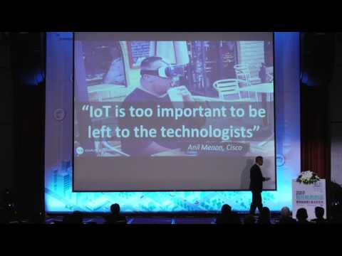 2017 IoT Commerce Summit Taipei Keynote Address - Charles Reed Anderson