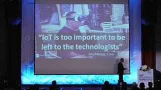 2017 IoT Commerce Summit Taipei Keynote