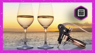 This Wine Bottle Opener is Top Rated on Amazon!