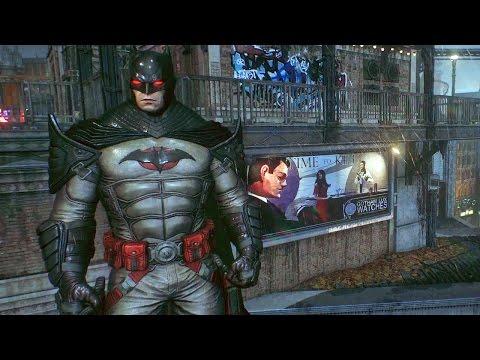Batman Arkham Knight #05: Ponto de Ignição, Charada e A Piada Mortal - PS4 Gameplay