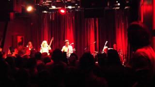 Pomplamoose live in Boston Mr Sandman