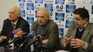 ՃՄ  պատասխանատու քարտուղար Բորիս Քոչարյանը՝ Հայաստանի Ճարտարապետների պալատի մասին