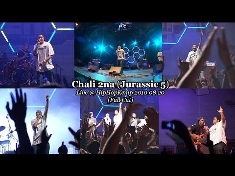 Chali 2na (Jurassic 5) • Live @ HipHopKemp 2010.08.20 [Full Cut]