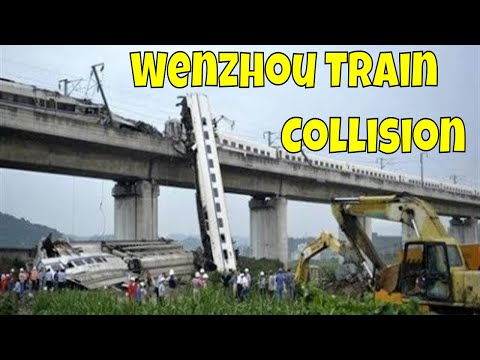 Wenzhou Train Collision In China