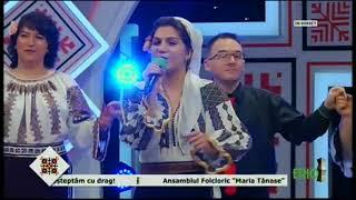 Violeta Gageanu - Hora Olteneasca -Etno TV ( #SearaBunaDragiRomani)