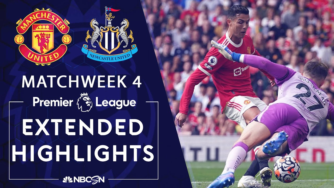 Download Manchester United v. Newcastle United | PREMIER LEAGUE HIGHLIGHTS | 9/11/2021 | NBC Sports