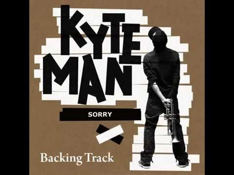 Backing Track-Sorry