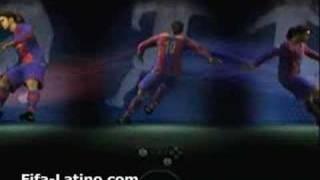 Fifa 08 Xbox360 Intro