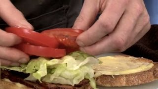 How To Make A Classic Blt Sandwich With Homemade Mayo: Recipe From Tasting Table