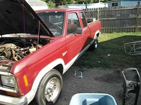 1988 ford ranger 29 v6 no start  YouTube