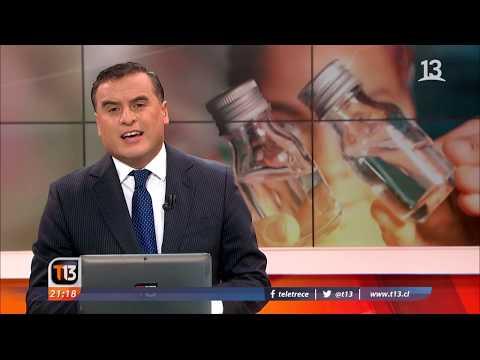"""Impacto por primera incautación de la """"droga del amor"""" en Chile"""