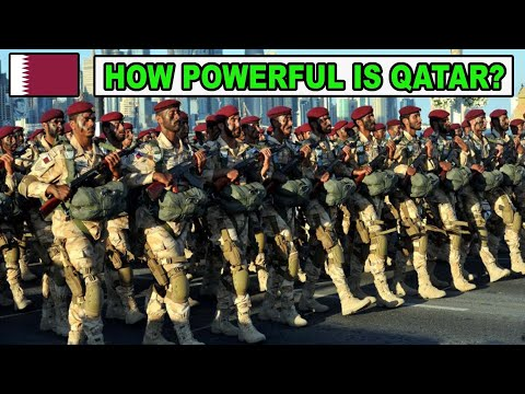 Qatar Military Power 2021