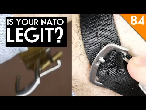 Ultra Secure Premium NATO From MORA Watch Straps - Full Review