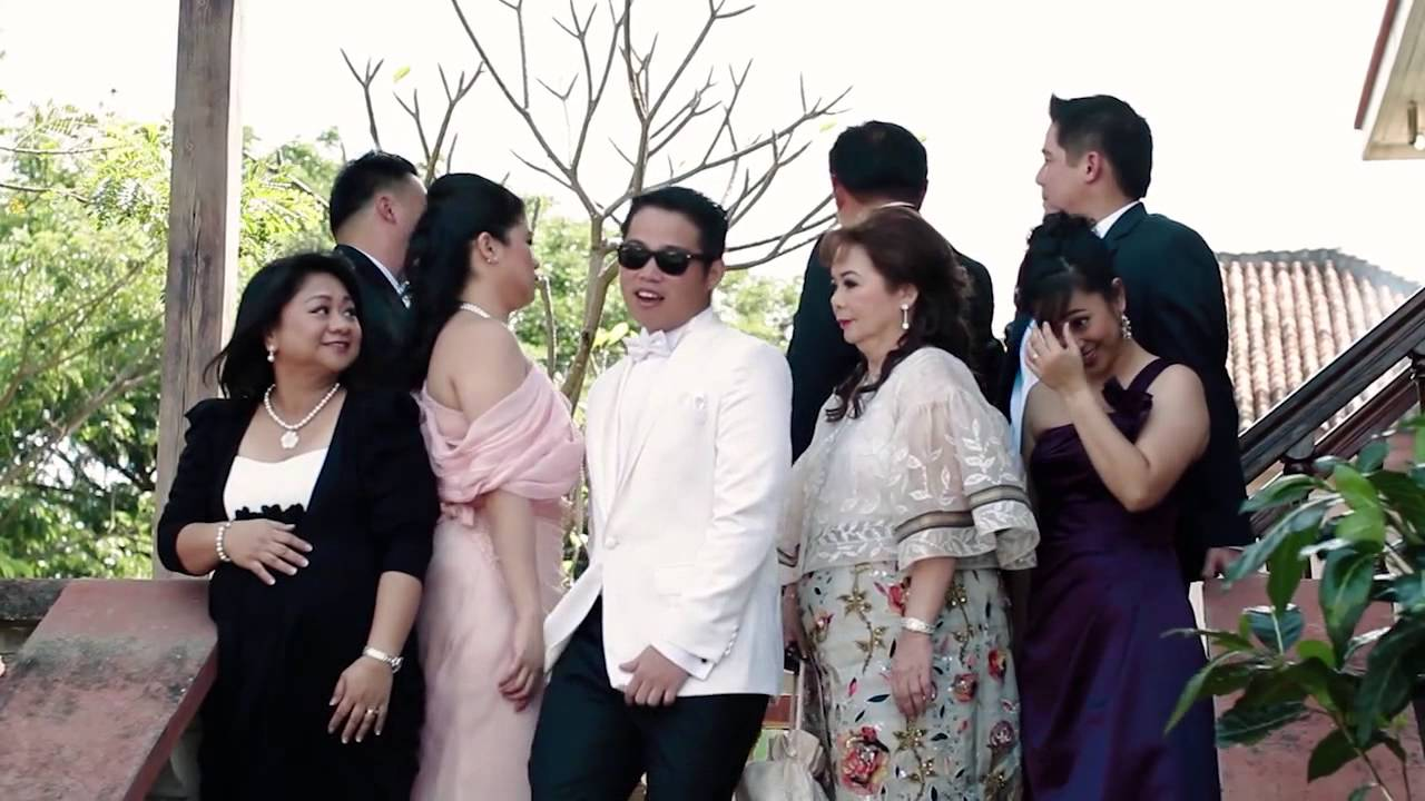 3f7624d641 Nic   Izza Wedding SDE - Modern Filipiniana wedding - YouTube