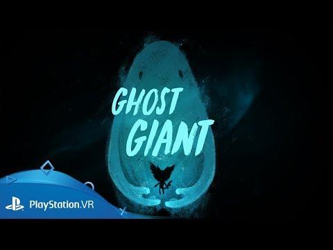 Ghost Giant | Trailer de Anúncio | PlayStation VR
