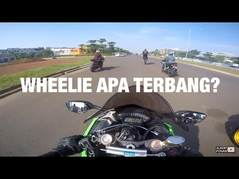 #7 | Dual Vlog With Rizky Revi Adiyanto | Ramadhan Day 8 | Wheelie+Epic StuntMan #Motovlog
