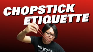 How to Use Jąpanese Chopsticks: Top 20 Things to NEVER Do