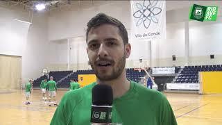 Futsal: Antevisão Rio Ave FC x CD Burinhosa