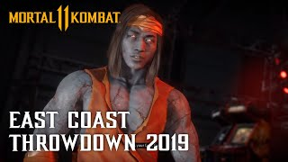 EAST COAST THROWDOWN 2019 - TOP 8