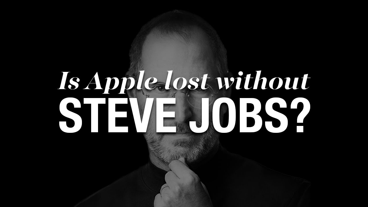 is apple lost out steve jobs