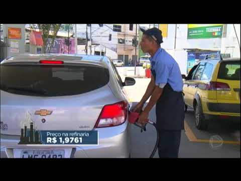 Gasolina fica mais cara nas refinarias a partir desta quinta (31)