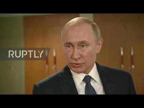 Russia: Putin against imposing sanctions on Georgia out of 'respect for Georgian people'