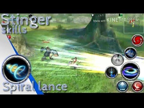 RPG Avabel Online - Stinger Skill