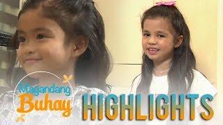Magandang Buhay: Mela's makeup transformation by Xia