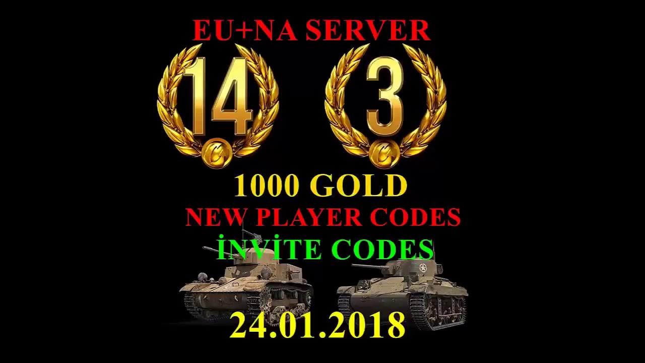 Wot New İnvite Code 2018# 17 day premium+1000 gold+T2 light+M22 lotus
