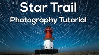 star Trail Photography Tutorial  Landscape Photography  Isle of Man