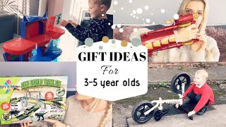 Top Toys For 4 Year Old Boy | My 4 Year Olds Favourite Toys I 4-5 Year Old Present / Gift Ideas 2020
