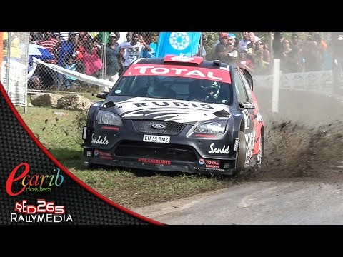 eCarib Classifieds Best of SOL Rally Barbados 2017