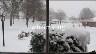 winter song - sara bareilles & ingrid michaelson (cover)