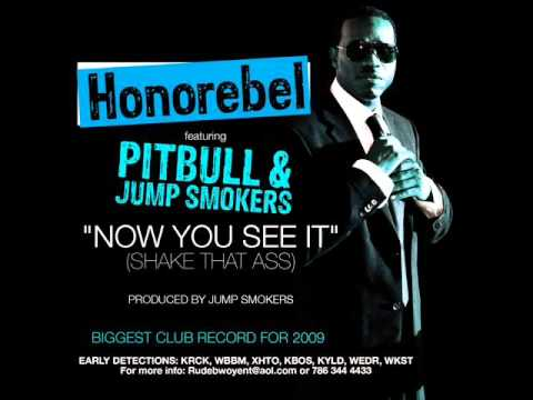 Pitbull - Now you see it (Lyrics)