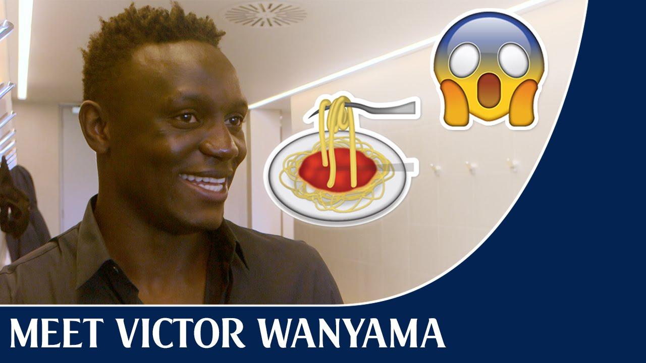 Meet Tottenham Hotspur s new signing Victor Wanyama