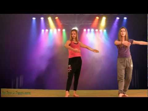 Calypso Jumps And Dance Leaps Tutorial - Fit For A Feast