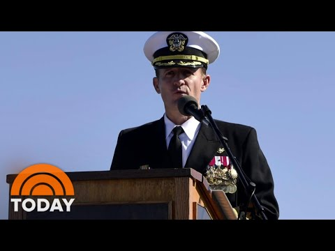 Navy Removes Captain Who Sounded Alarm About Coronavirus Aboard His Ship   TODAY