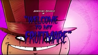 "Annoying Orange HFA Season 1 Episode 16: ""Welcome To My Fruitmare"""