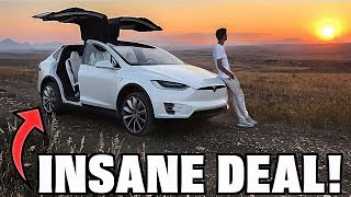 How We Saved $40,000 When Buying Our Tesla Model X!!