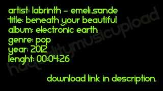 Labrinth feat. Emeli Sande - Beneath Your Beautiful (+MP3 Download Link)