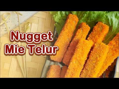 resep-nugget-mie-telur