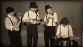 """Swing-O-Leles """"Hound Dog"""" (Elvis Presley Ukulele Cover) 16:9"""
