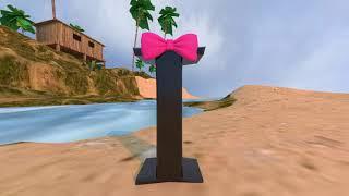 Luxo Versus I in the beach ⛱   Pixar Lamp Parody