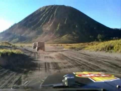 Gunung Bromo - Mount Bromo -  Wisata Jawa Timur - East Java - Indonesia Travel Guide (Tourism)