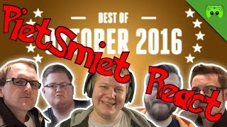 REACT: PietSmiet Best of Oktober 2016